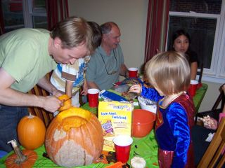Carving Party 2008 006